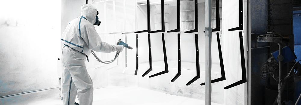 Image result for industrial powder coating